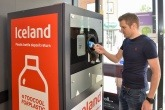 Iceland to trial a reverse vending machine for plastic bottles