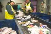 Wales recycled 56 per cent of waste in 2014