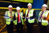 New recycling service launched in Merthyr Tydfil