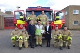 Mick George Ltd confirms waste contract with Bedfordshire Fire Service