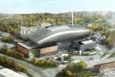 An artist's impression of the NESS Energy Project