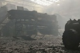 New Earth Solutions Gloucestershire facility gutted by blaze