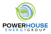 Logo for waste-to-hydrogen company PowerHouse Energy