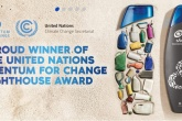 Head & Shoulders wins UN award for first beach plastic shampoo bottle