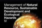 Management of Natural Resources, Sustainable Development and Ecological Hazards IV