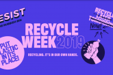 Recycling is 'in our own hands' for national recycle week