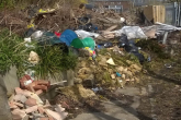 An image of fly-tipping