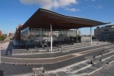 An image of Senedd, the Welsh National Assembly building