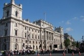 An image of the HM Treasury building