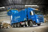 Blue Viridor truck