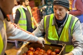 Charities in 'urgent' need of surplus food actionFareShare redistributed a record number of meals last year, but it's just 'the tip of the  food waste iceberg'.