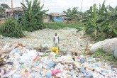 Plastic pollution in Cameroon
