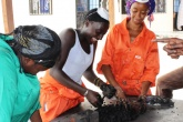 WasteAid UK wins award for Gambia work