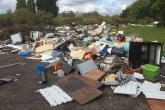 Hertfordshire criminals make most of illegal fly-tipping 'pop up'