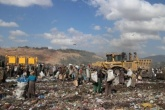 Dozens killed in Ethiopian waste landslide