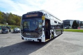 'World's fastest bus' powered by AD gas