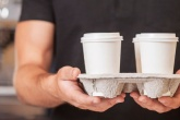 Charge for coffee cups will help tackle packaging waste, say MPs