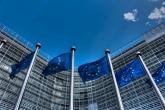 An image of european flags