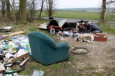 Fly-tipping continues to rise as councils spend £50m clearing dumps