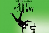 anti chewing gum litter campaign