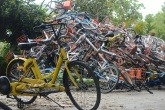 Bike-share companies accused of creating e-waste mountains
