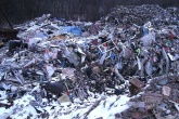 Father of man jailed for waste crime fined up to £1 million
