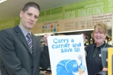 Co-operative Food prepares for carrier bag charge