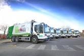 Hambleton District Council collection fleet