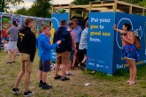 Glastonbury Festival harnesses the power of pee