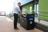 Recycling hits the Streets