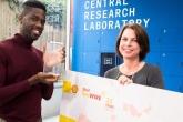UK battery waste entrepreneur wins global Shell innovation award
