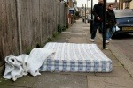 UK residents face 'recycling postcode lottery' when disposing of old mattresses