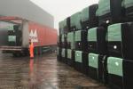SRF ready for export