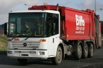 An image of a Biffa truck