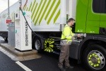 Waitrose trucks using CNG Fuels' biomethane