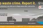 Public urged to be wary of waste crime