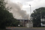North Bristol covered in dark smoke following Viridor waste centre fire