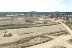 A landfill regeneration project.