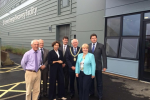 Energy recovery facility officially opened in Exeter