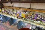 Bright Green Plastics materials recovery facility (MRF).