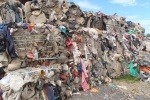 Dumped waste in Wales