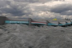 Weapon against marine plastic deployed in North Sea