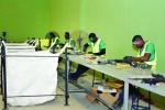 Nigeria's e-waste mountain