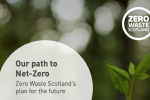 An image of Our path to net zero report