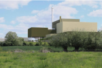 An artist's impression the NREL Wiltshire facility