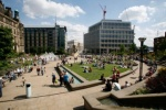 An image of Sheffield town centre