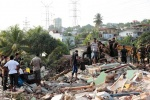 Dozens killed in another major Sri Lanka landfill landslide