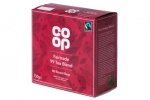 Co-op set to launch plastic-free tea bags