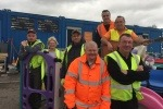 Record number of items diverted from landfill by Newport reuse shop