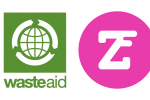 Waste Aid and Zumo logos